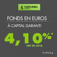 FORTUNEO : Assurance-vie à 3,70% net minimum garanti + 100 euros offerts