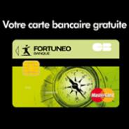 FORTUNEO : La carte MasterCard gratuite et 60 euros offerts