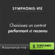 FORTUNEO : Rendement à 4,10% en 2010 sur l'assurance-vie Symphonis-Vie