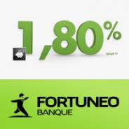 Livret+ Fortuneo : Livret d'épargne complémentaire attractif !