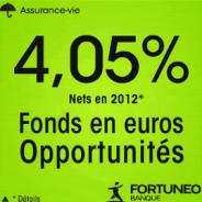FORTUNEO : Un contrat d'assurance vie multi-récompensé et 100 euros offerts !