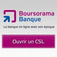 Compte épargne Boursorama Banque rémunéré à 1,60% par an sans plafond de versement