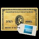 Carte bancaire : AMEX GOLD