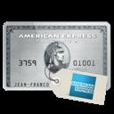 Carte bancaire : AMEX PLATINUM