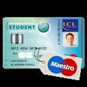 Carte bancaire : ISIC MAESTRO