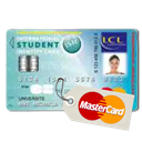 Carte bancaire : ISIC MASTERCARD