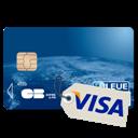 Carte bancaire : VISA