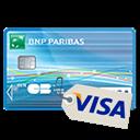 Carte bancaire : VISA ELECTRON