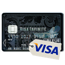 Carte bancaire : VISA INFINITE