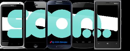 SOON 100% mobile par AXA Banque